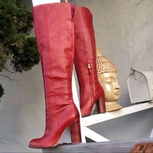 Women's Sam Edelman Rylan Leather Heeled Boots